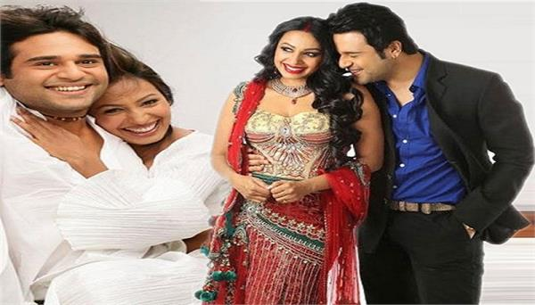 kashmira shah and krushna abhishek love story