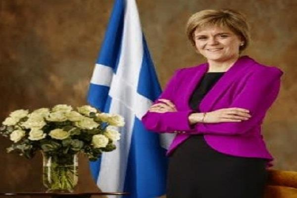 scotland  nicola sturgeon  lockdown