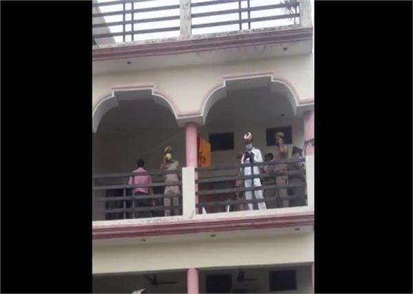 uttar pradesh husband wife children hanging