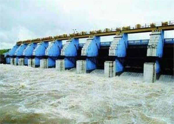 mumbai maharashtra 5 crore cubic litre water jayant patil