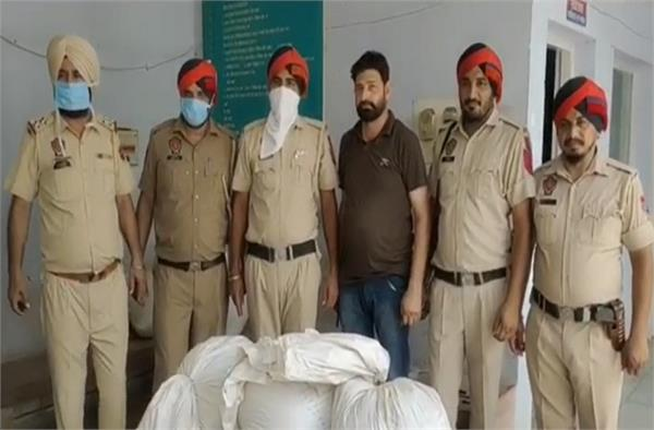 fazilka police  drug pills  recovered