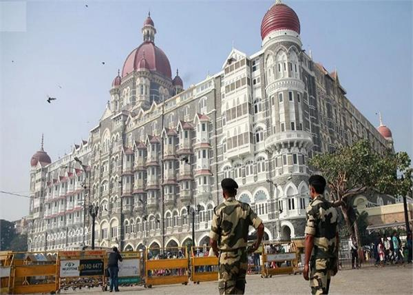 tightened security in mumbai after threat attack