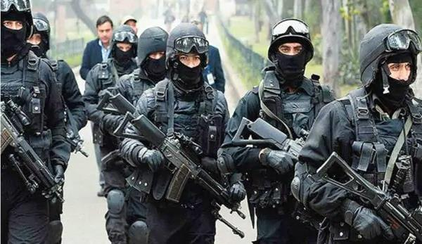 special forces deployed in ladakh