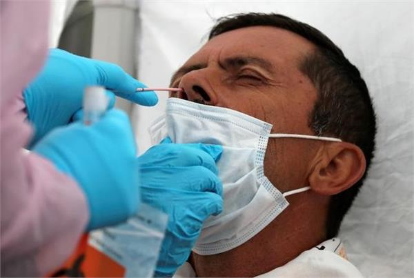 there are 10 times more cases of corona infection  who