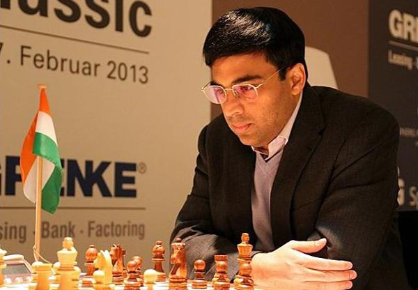 viswanathan anand will appear in legends of chess
