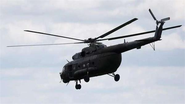 seven killed in mi 17 helicopter crash in peru