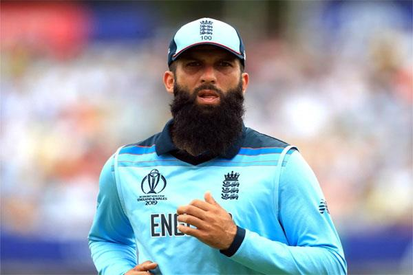 moeen ali became the vice captain of england for the series against ireland