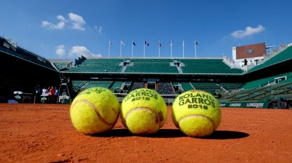 french open will be open for visitors