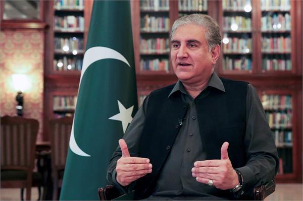 pakistan  s foreign minister shah mehmood found corona positive