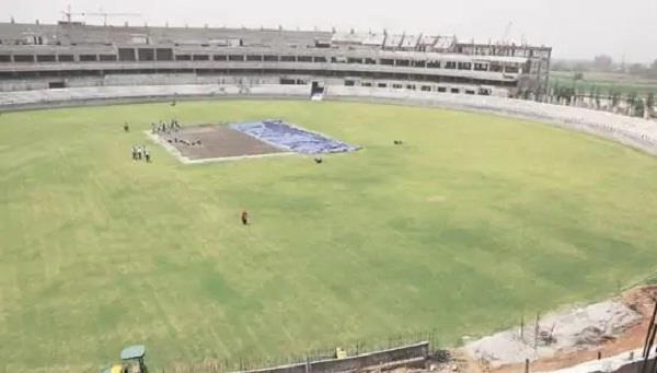 pca  s new international stadium named after the last king of patiala