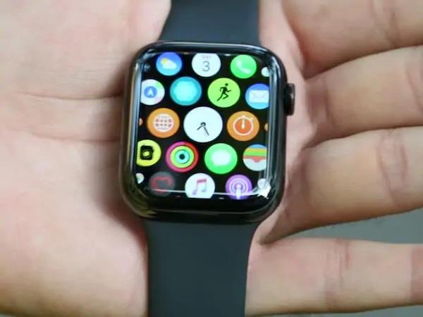 google maps is back in apple watch after 3 years