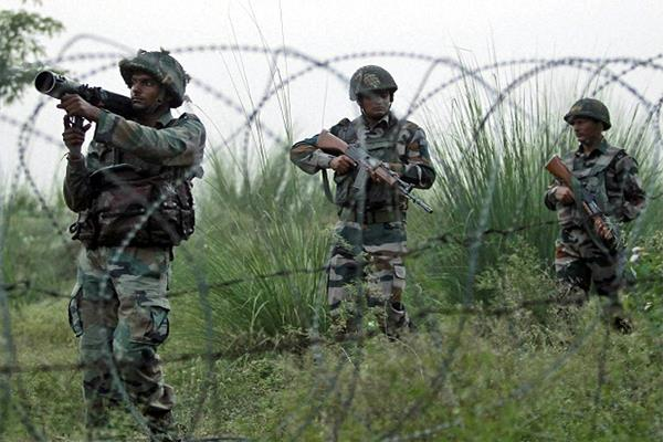pakistan forced by habit  violated ceasefire again in poonch  jammu and kashmir
