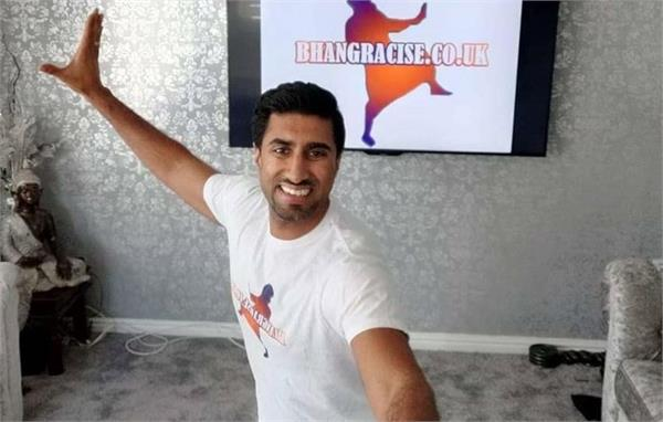 uk pm boris johnson honours indian origin dancer for online bhangra classes