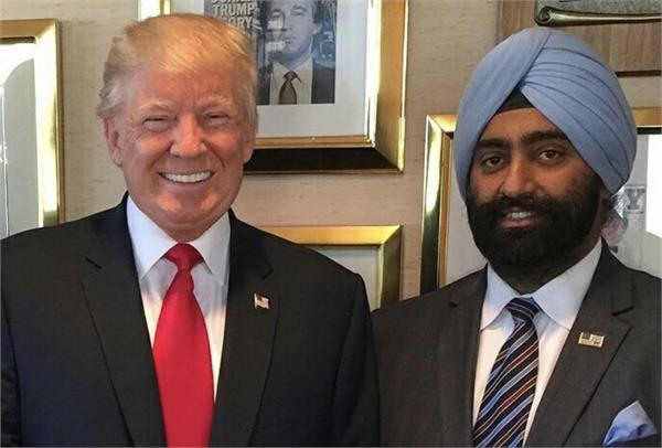 sikhs for trump organizes   watch party