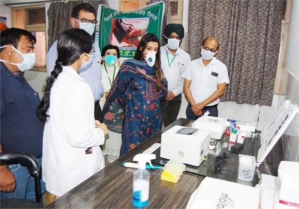 corona virus  health department staff  dc apneet