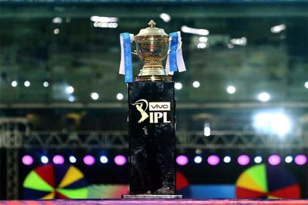 uae written approval from the government for the ipl in india