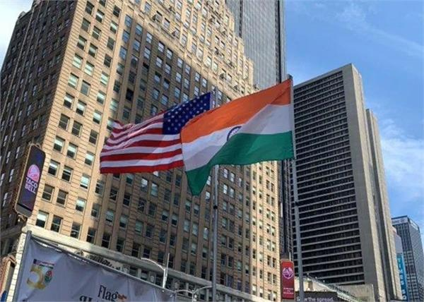 the tricolor was hoisted for the first time in new york  s times square