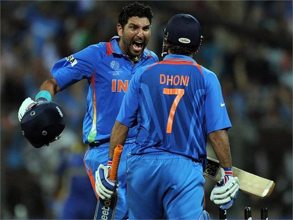 yuvraj wishes dhoni all the best for the future