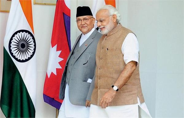 india is talking to everyone except us   nepal