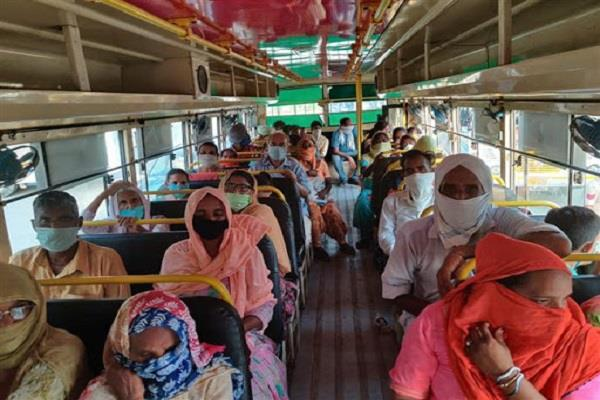 rakhdi bus stand women travlers