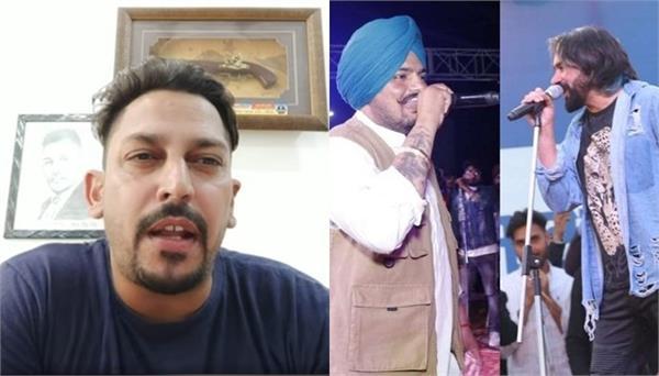 matt sheron wala reacts on sidhu moosewala and babbu maan