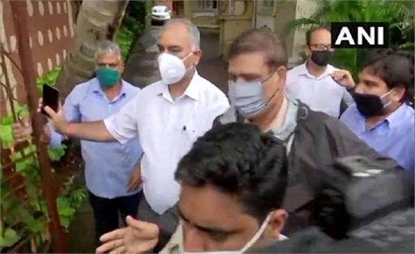 sushant death case cbi to recreate crime scene at sushant s house