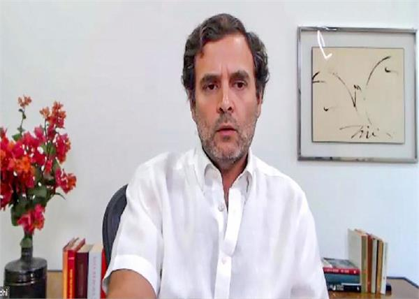 rahul gandhi  mgnrega modi government