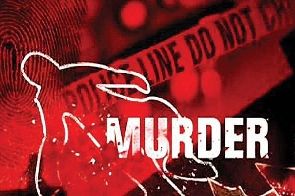 haryana son father murder arrested