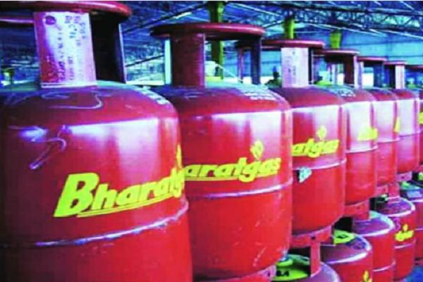 new lpg cylinder price released for august