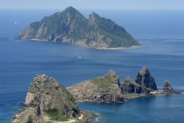 china japan  east china sea  military alert