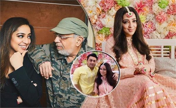 border director jp dutta s daughter gets engaged