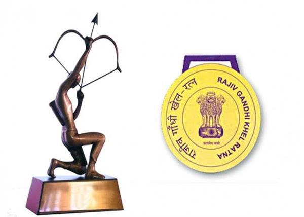 national khel award winner 3 players corona positive