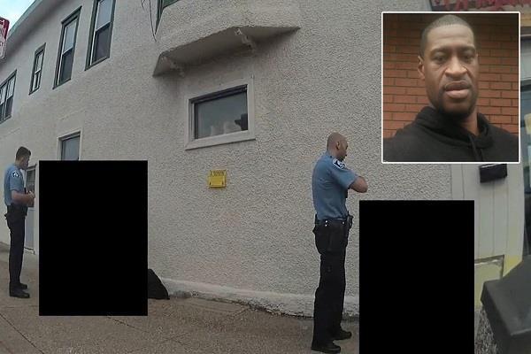 uk police bodycam footage of floyd  s arrest