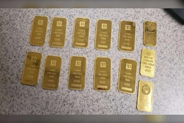 chinese woman illegally crossed canada border gold bars