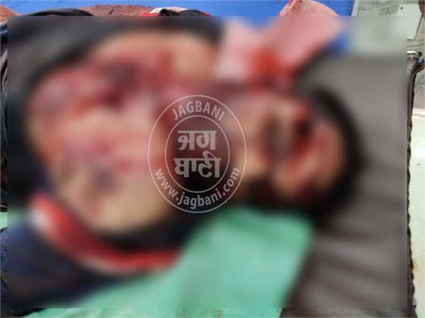 man murder in hoshiarpur