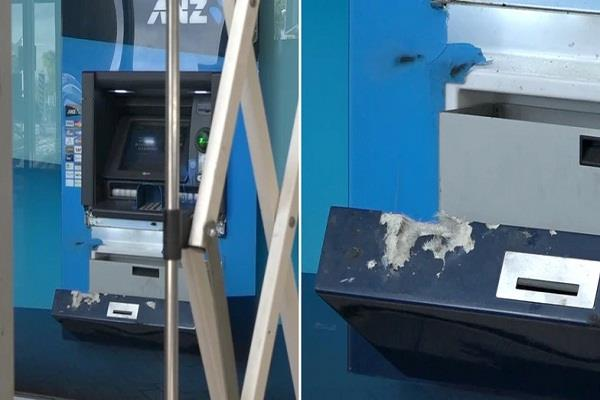 new zealand atm thief