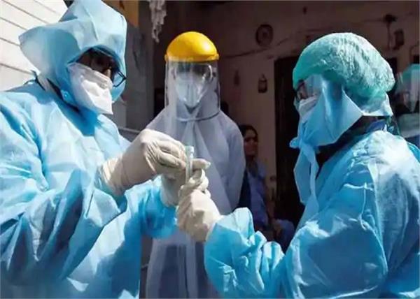 coronavirus jalandhar curfew positive case