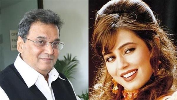 subhash ghai responds to mahima chaudhry