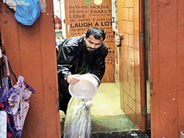 hockey player filled water in yuvraj house sought help from chief minister