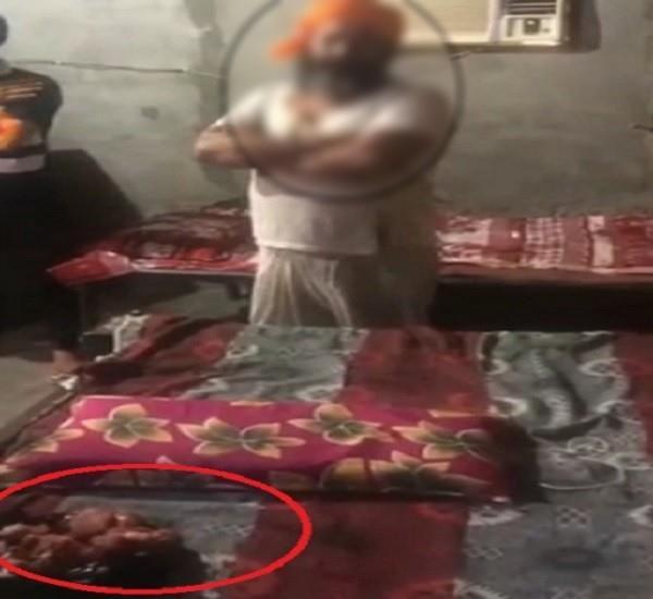 gurdwara granthi singh arrested