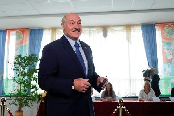 lukashenko victory belarusian districts