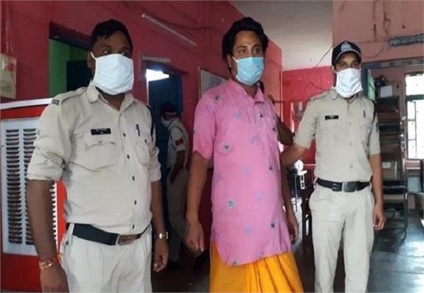 dhongi baba arrested police in madhya pradesh