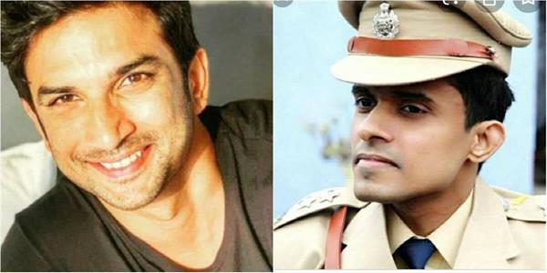 senior cop probing sushant rajput case forcibly quarantined in mumbai
