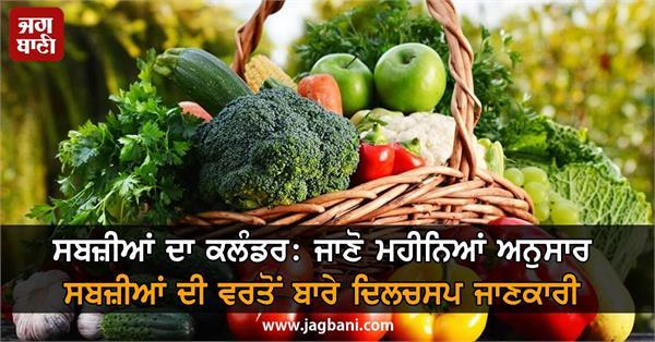 vegetables  uses  months  interesting information