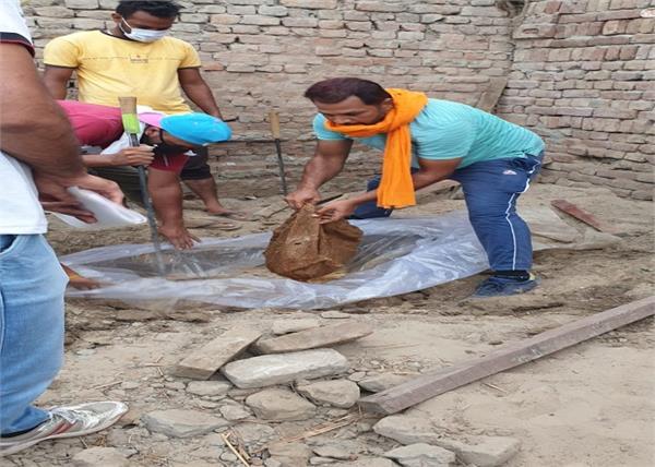 jalalabad lahan police illicit liquor