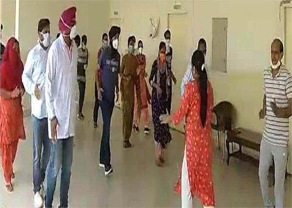 social media viral video covid 19 sri muktsar sahib
