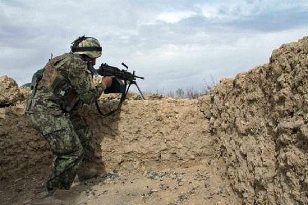 afghanistan senior commander
