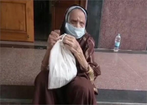 karnataka 110 years old elderly woman coronavirus