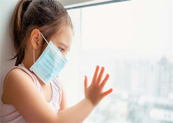 children  corona virus  symptoms
