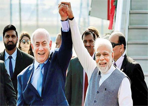 israeli embassy extends wishes india friendship day tere jaisa yaar kahan